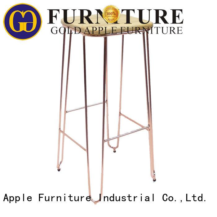 plywood dark wood bar stools adjustable height industrial metal for kitchen