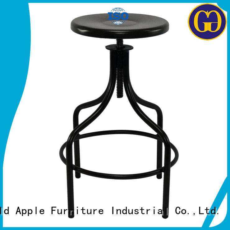 metal leather swivel counter stools vintage retro for wholesale