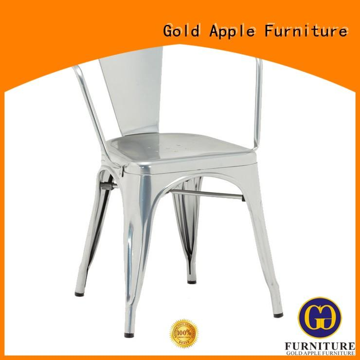 Gold Apple stacking stackable garden chairs french for furniture