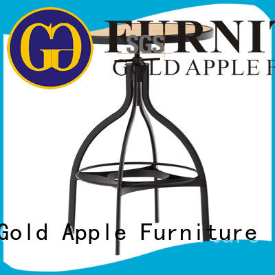 Gold Apple bar adjustable height bar table high-quality