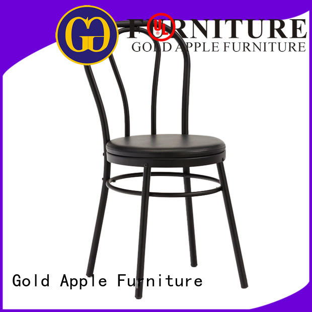 Gold Apple upholstered modern upholstered dining chairs