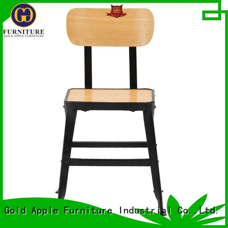 retro light wood dining chairs plywood living room coffee shop