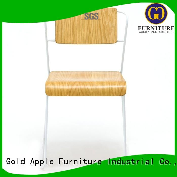 retro stackable restaurant chairs modern durable coffee shop
