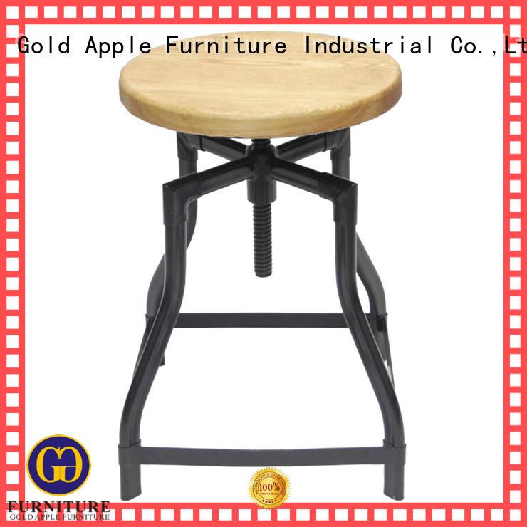 metal modern swivel bar stools industrial retro for bar