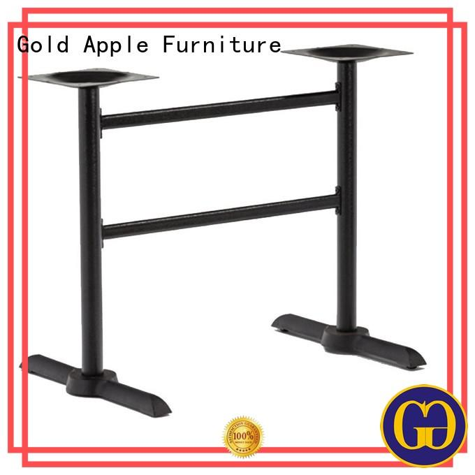 Gold Apple hot-sale round table base creative for school