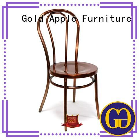 Gold Apple stacking modern stacking chairs french for furniture