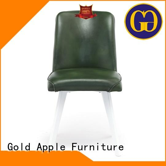 Gold Apple dining chair upholstered living room chairs newest style home furniture