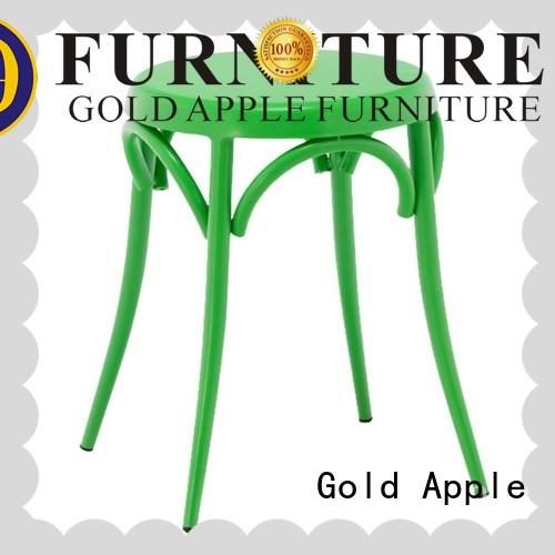 Gold Apple outdoor commercial outdoor bar stools wedding furniture