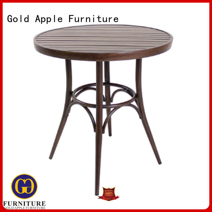 large wooden dining table high-quality at discount Gold Apple