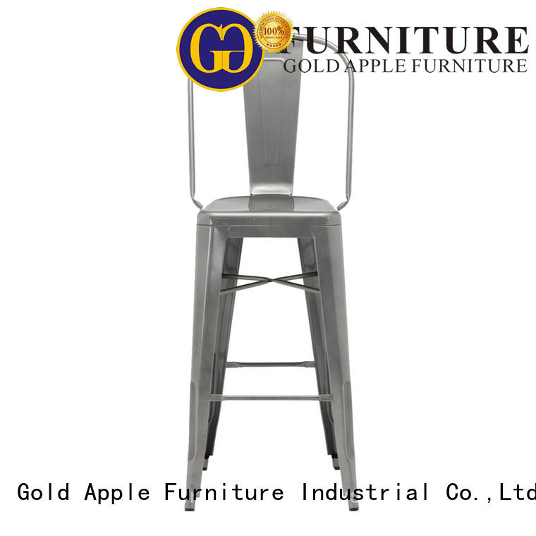 comfortable outdoor counter height stools high-quality low back