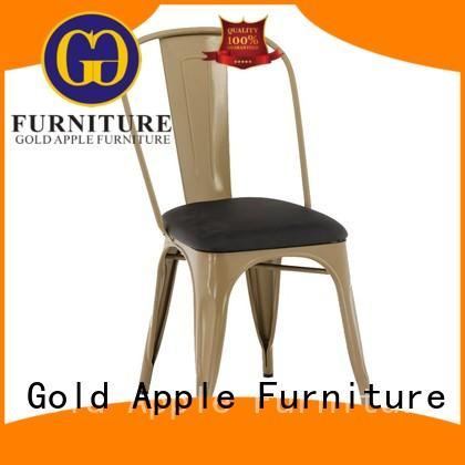 upholstered leather dining chairs with metal legs stainless steel