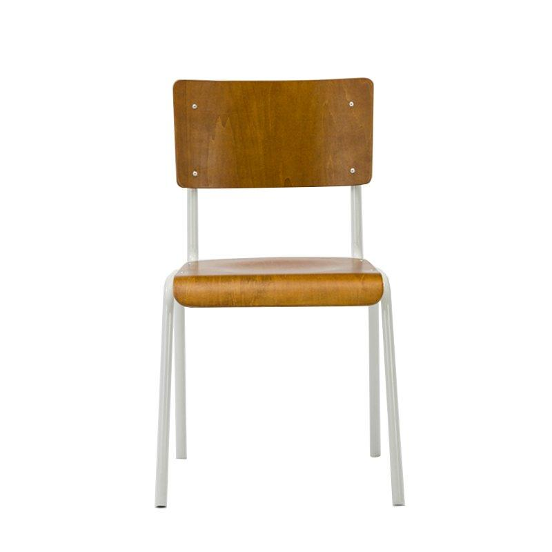 School Furniture Stacking Student Chair-2
