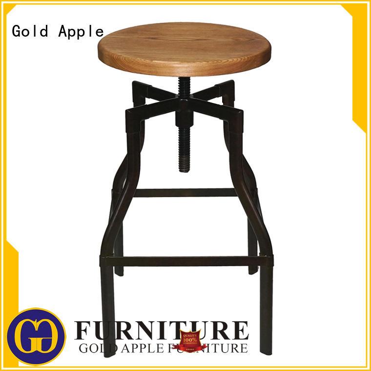 Bar Furniture Wooden Bar Stool for Sale GA601C-65STW