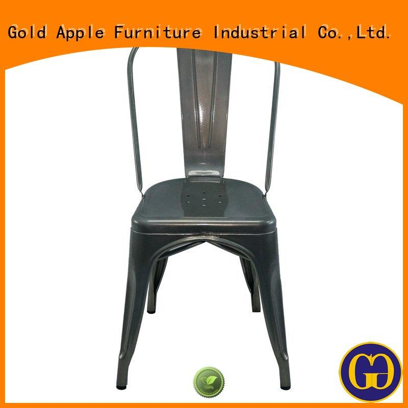vintage outdoor garden chairs modern coffee chairs Gold Apple