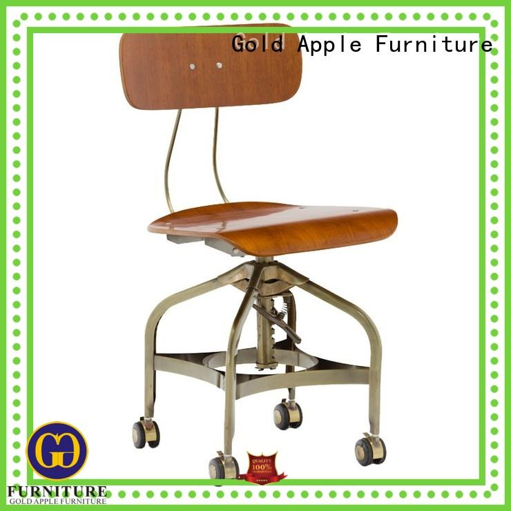 Gold Apple office chair manufacturer free delivery