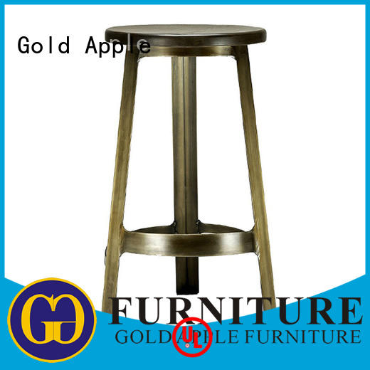 Industrial Metal Counter Stool GA2301ST-65ST