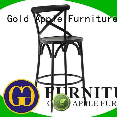 commercial outdoor stools commercial for garden Gold Apple