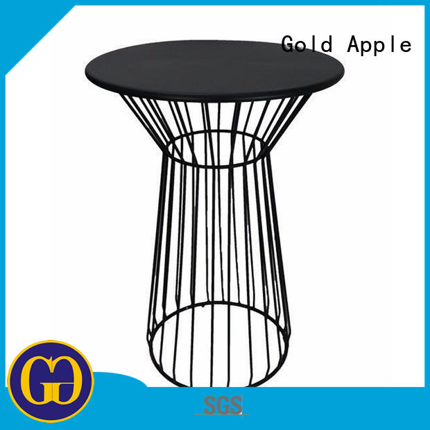 Gold Apple commercial bar tables toledo style commercial furniture