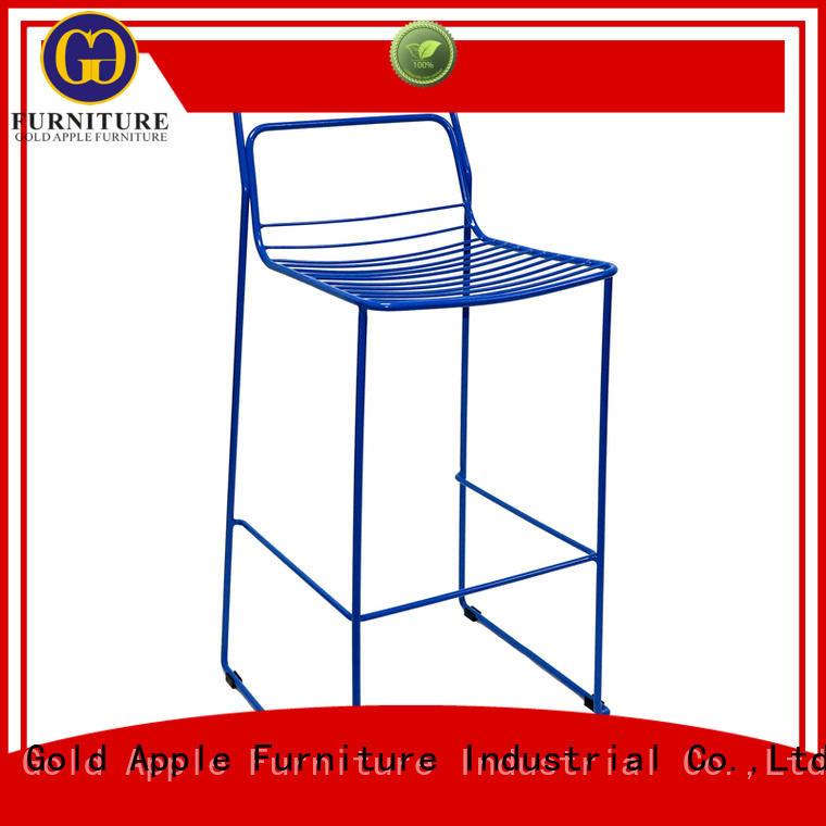 Metal Wire Bar Chair GA2205C-75ST