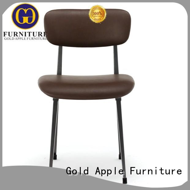 upholstered modern upholstered dining chairs stainless steel modern armchair