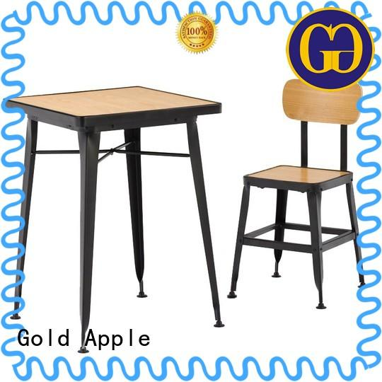 foldingcompact dining table set indoor catering restaurant furniture