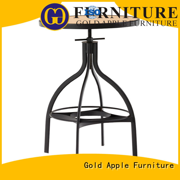 Gold Apple modern kitchen bar table set wooden high-quality